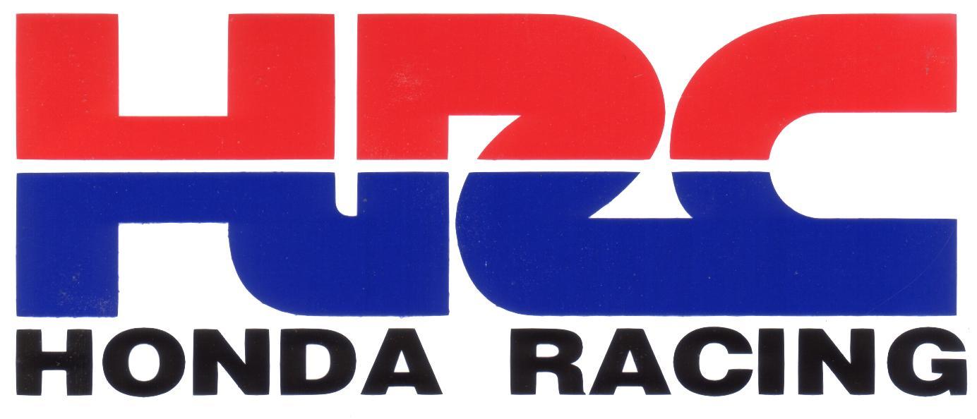 CERCO Disegni SPonsor HRC HONDA